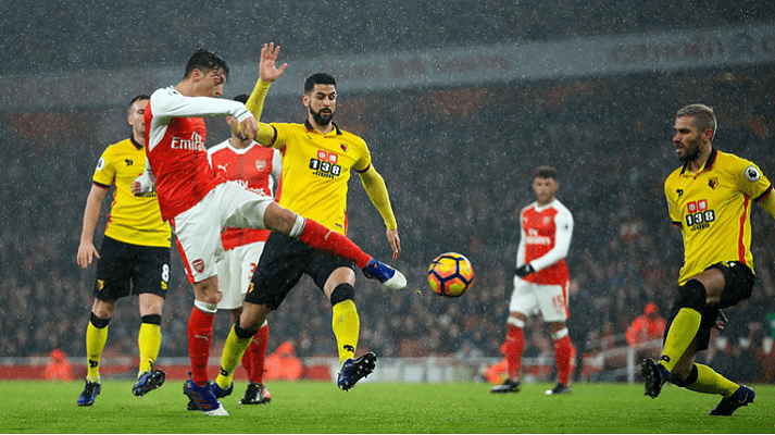 Arsenal-Watford